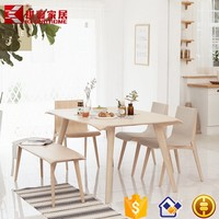 hot sale dinning room table,Modern Designs Wooden Dining Table