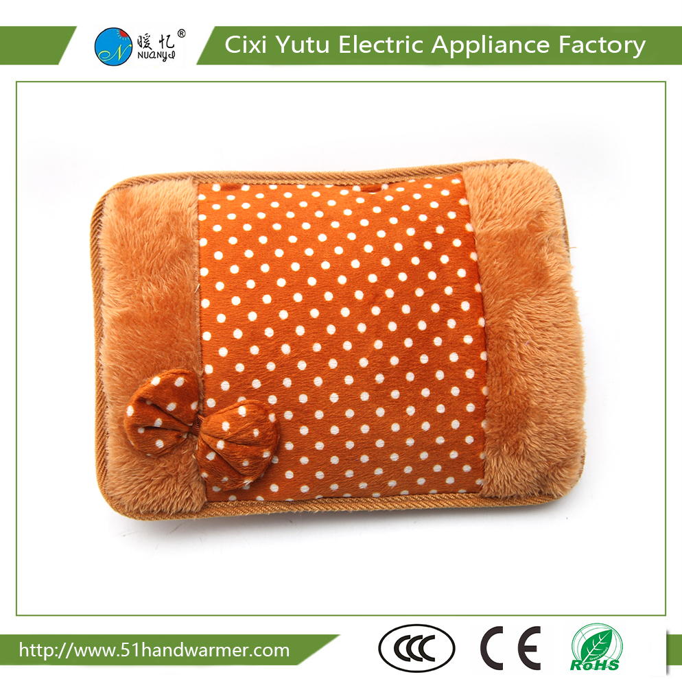 rechargeable electric hot water bag massage hot thermal water bag