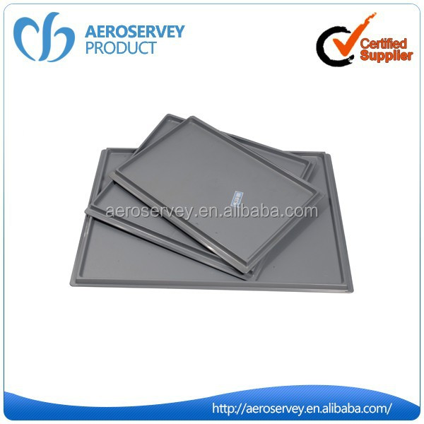 Most popular Hot selling reusable airline serving trays designer food serving trays