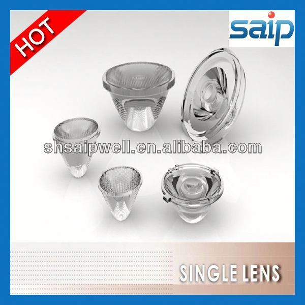 High power and quality prescription contact lenses