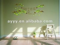 AY860 tree and photo frame home decal wall sticker