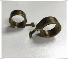 Electrical contacts spring made of stainless steel with high quality and reasonable price