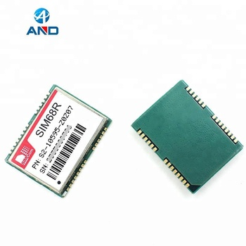 High Performance Wireless SIM68R MTK GPS Glonass Module