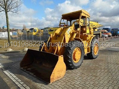 USED MACHINERIES - CAT 922 WHEEL LOADER (2980)