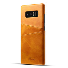 Hot selling Luxury case for Note8 back cover wallet phone Case for Samsung Galaxy Note 8 case