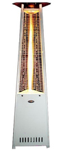morden pyramid outdoor gas patio heater