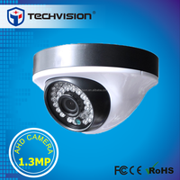 AHD-A5130C sharp eye metal ball 360 rotatable any angle 1.3M Pixels waterproof IR nightvision DOME CCTV Security camera