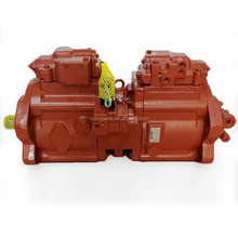 K3V112DT-1X8R-9NE4 (14gear) FOR KATO AND VOLVO EXCAVATOR KAWASAKI HYDRAULIC PUMP