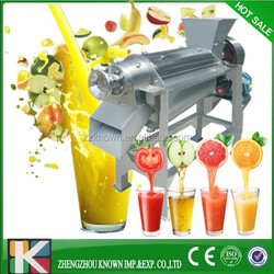 factory fruits and vegetables extractor /fruit juice extractor/ juicer