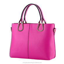 wholesale Square-handle trendy woman designer handbag