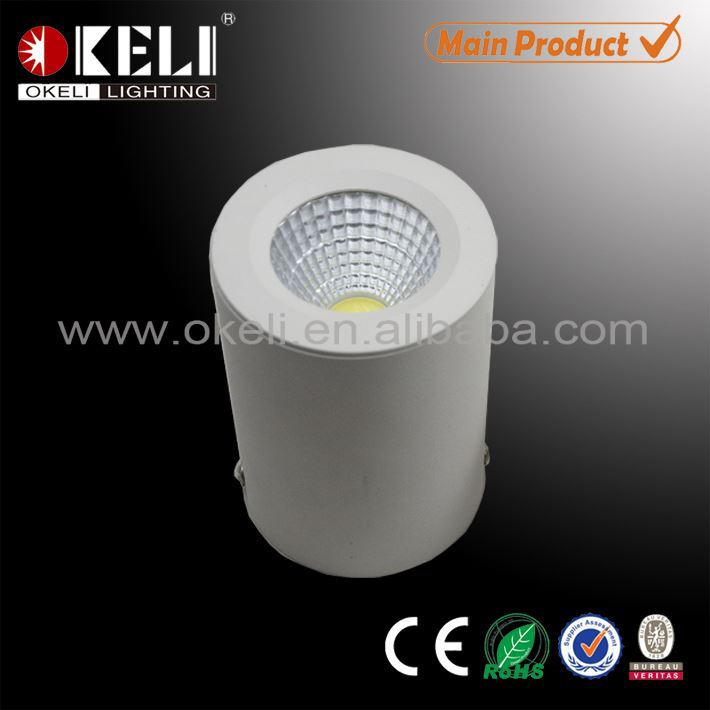 4inch 6inch 8inch led cob down light surface mounted led downlight