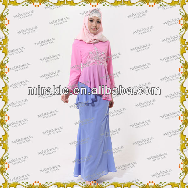 MF19990 new collection sequin model baju kebaya