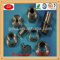 fan component parts/cnc turning aluminum parts/stainless steel parts in guangdong china