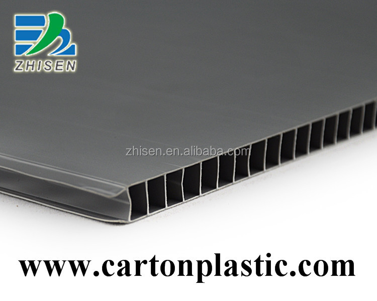 Best selling for fire retardant corrugated plastic