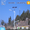 Hot sale 6/8/9/10M with 60w led lamp for wind-solar Hybrid LED street lights