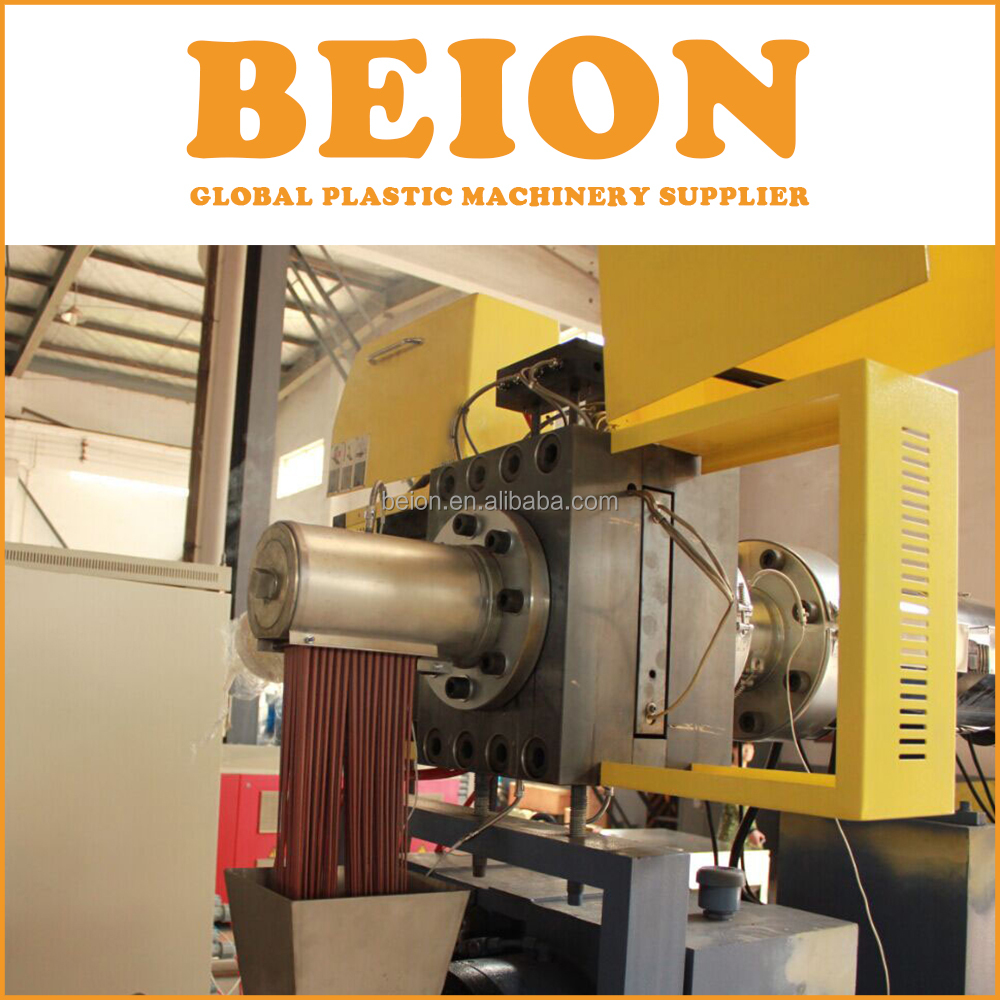 BEION Film Recycling Machine of Plastic Pelletizing Line
