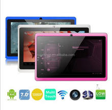 "2016 New products 2016 tablet pcs / A33 tablet / tablet pc 7"" android 5.1"
