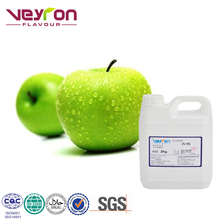 High quality fruit essence green apple flavor for vape oil