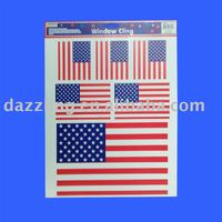 Window Cling - America Patriotic