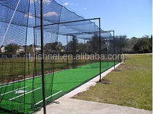 knotless baseball net,Baseball batting cage net,Baseball Batting Practice Net