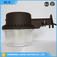 factory supplier outdoor customized photocell 22w 35w led street lamp housing