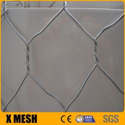 Iron rock cages, rockfill iron cage