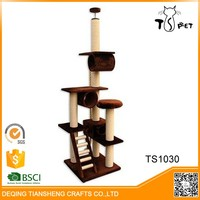 Wholesale High Quality Cat Home Tree