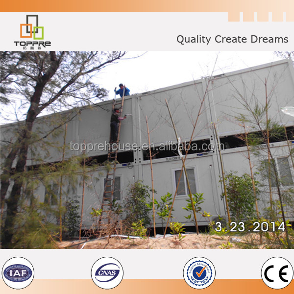 Hot sale high quality prefab cottage container homes for sale