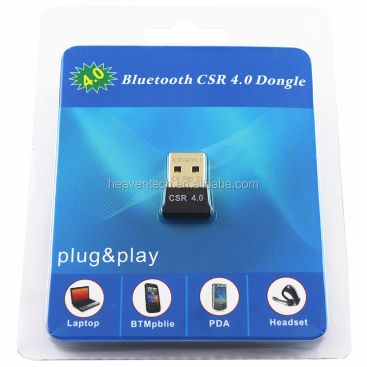 Portable CSR 4.0 usb bluetooth dongle usb 2.0 bluetooth 4.0 dongle