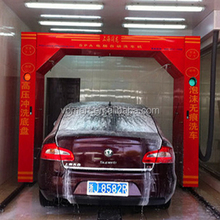 best Automatic tunnel car washing machine automatic gas high pressure washer