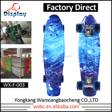 Chinese Factory Wholesale off Road Boosted Electric Skateboard with PU Wheel