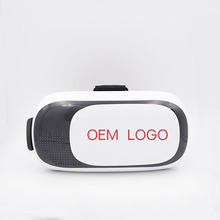 Hottest products 2017 virtual reality 2 generation vr headset, vr glasses 2.0 for 3.5-6 inch smart phone