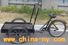 CHEAP CARGO TRIKE /DELIVERY CARGO /BICYCLE WITH THREE WHEELS/ UB9027PB