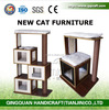BSCI QQ Pet Factory Nicely Cat Tower/cat Tree With Scratcher/cat Scratcher High Perch/homex
