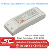 SC LED driver 20W led driver with output 700mA 15-25V triac dimmable constant current led driver