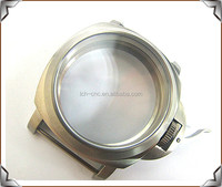 CNC Milling Machined Parts Aluminum CNC Precision Watch Case Manufacture in China