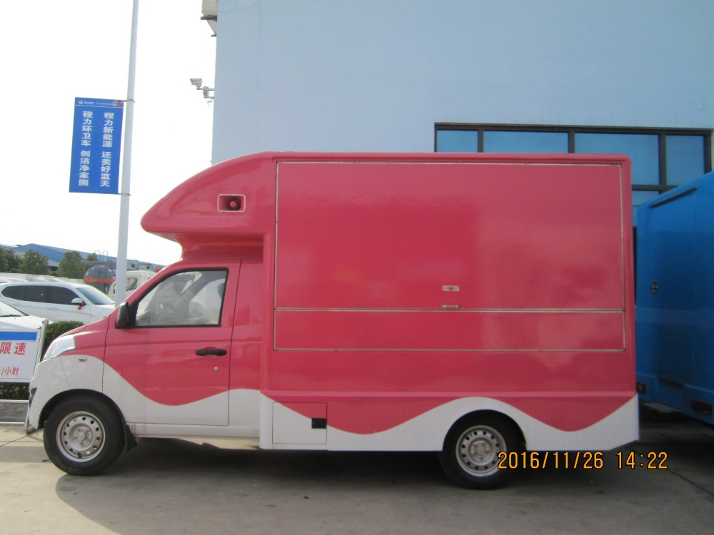 new type mobile food vending truck for sale
