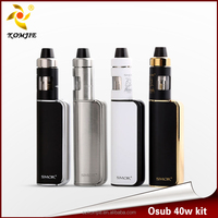 Wholesale SMOKTECH Authentic smok osub 80w with Replacement 0.6ohm dual coils