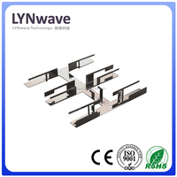 2T2R High Efficiency WIFI Dualband Stamped Metal Embedded Antenna