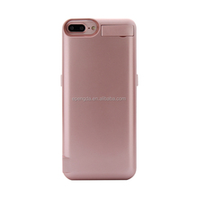Good price of 3200mah 5000mah battery charging case for iphone 7 With Good Quality