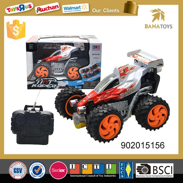 Cool design remote control stunt car