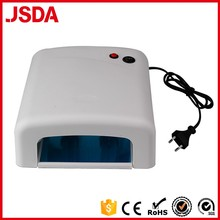 Hot sale JSDA Brand Home Use Professional Beauty Salon 36w nail dryer UV Lamp for Nails