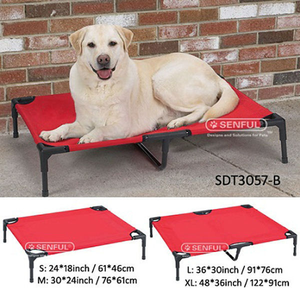 Elevated Pet Cot Rest Bed