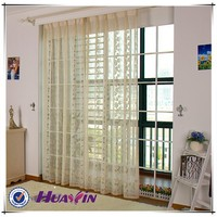 Hot Sale Low Price Knitting Curtain In Hometextile