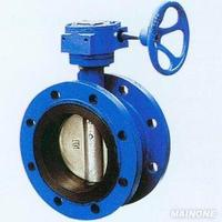 china 1200mm API 6A demco wafer type butterfly valve