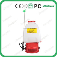 25L knapsack battery/power electric sprayer for agriculture and garden