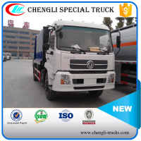 Dongfeng 4*2 190hp 10T 12T Compact Garbage Trucks Refuse Collection Truck Spare parts