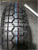 3.50-8 wheel barrow tire and tube motorcycle tire 350-8
