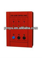 2 Zones Mini Conventional Fire Alarm Control Slave Panel CP1002S