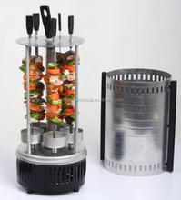 Table Top Standing Kebab Vertical korean electric bbq grill
